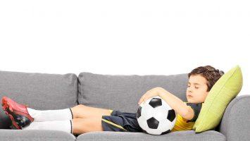 Kolik kroužků pro dítě, přetížené a unavené dítě