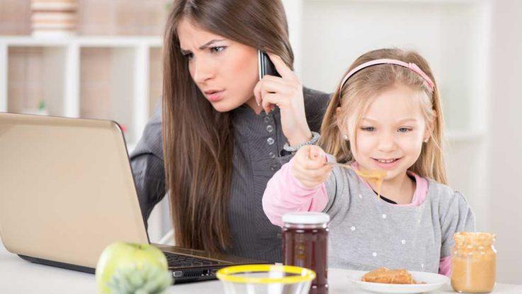Jak se vrátit po mateřské do práce