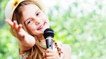 Jak naučit děti zpívat