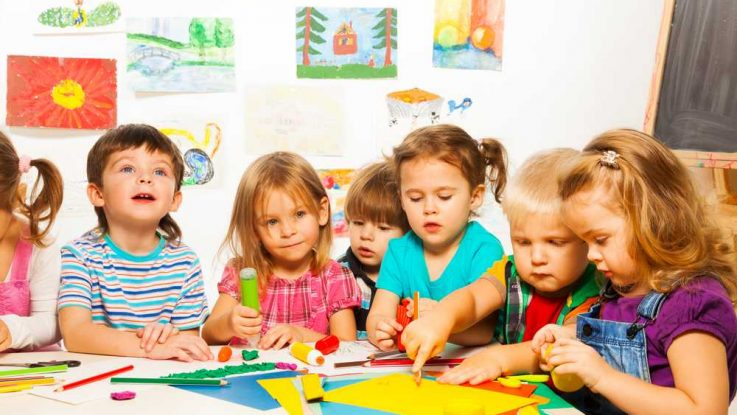 Druhy mateřských škol