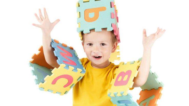 Jak naučit děti abecedu
