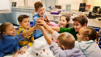 jak naučit dítě asertivitě