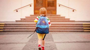 Podmínky pro přijetí do základní školy