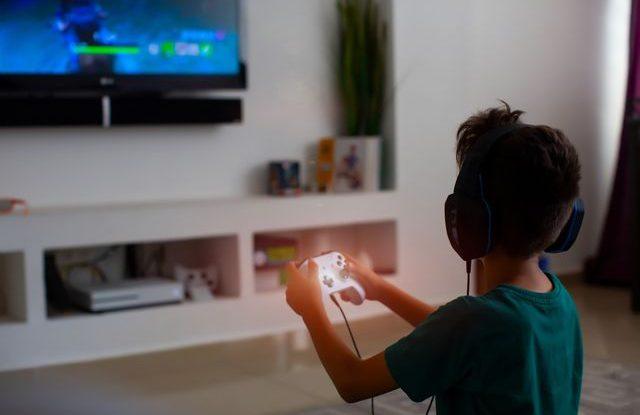 Závislost dětí na počítačových hrách