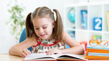 Kdy naučit dítě číst
