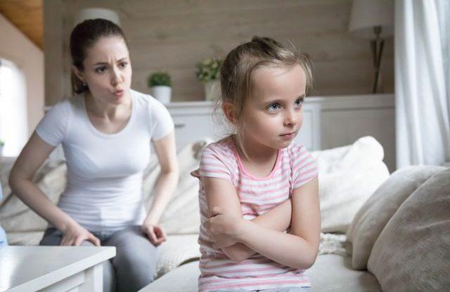 Jak se hádat s předškolákem