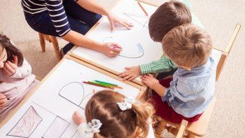Přípravka pro předškoláka