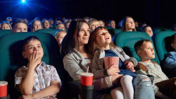 S dětmi do kina