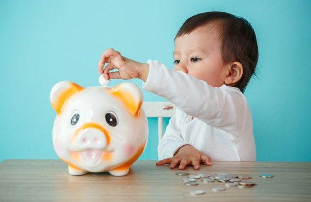 Děti a peníze