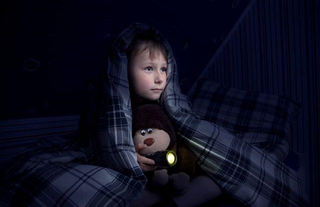 Strašení dětí
