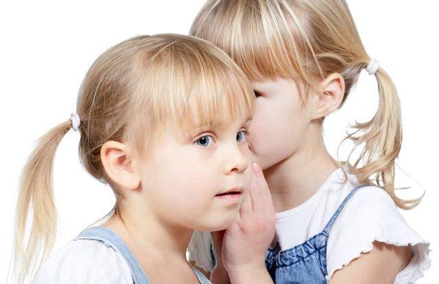 Pomluvy u dětí