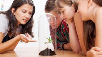 Jak hovořit s dětmi o globálním oteplování