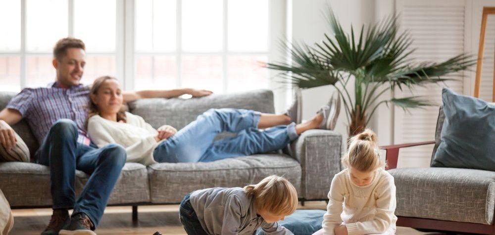 Partnerský vztah rodičů