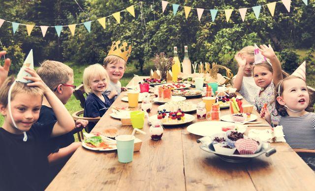 Narozeninová oslava pro děti