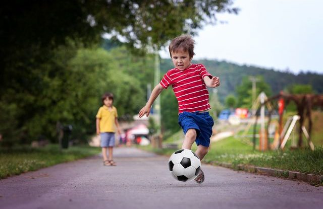 Růst dětí o prázdninách