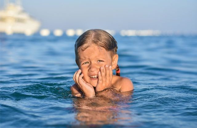 Strach z vody u dětí