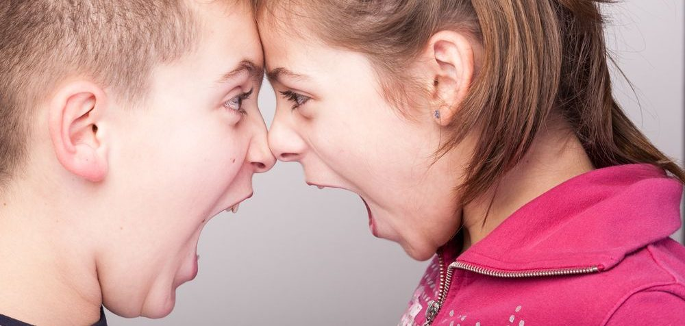 sourozenci bez rivality
