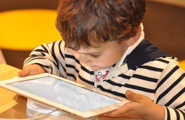Internet a děti
