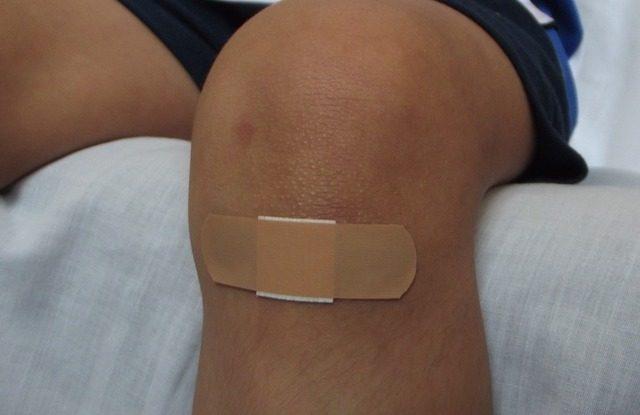 Běžná zranění u dětí