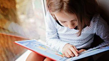 Čtení u dětí