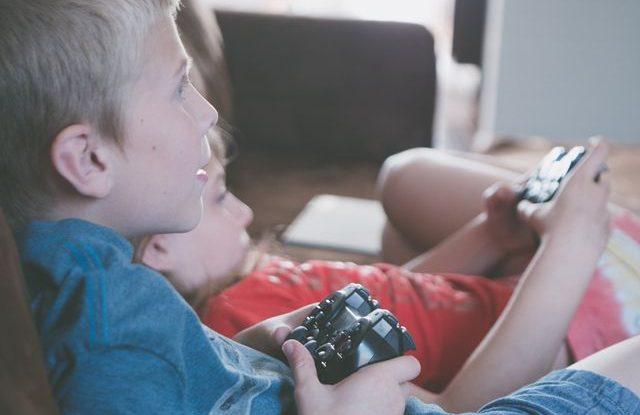 Účinky videoher na děti