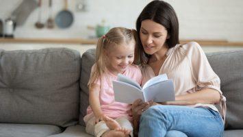 Jak číst dětem