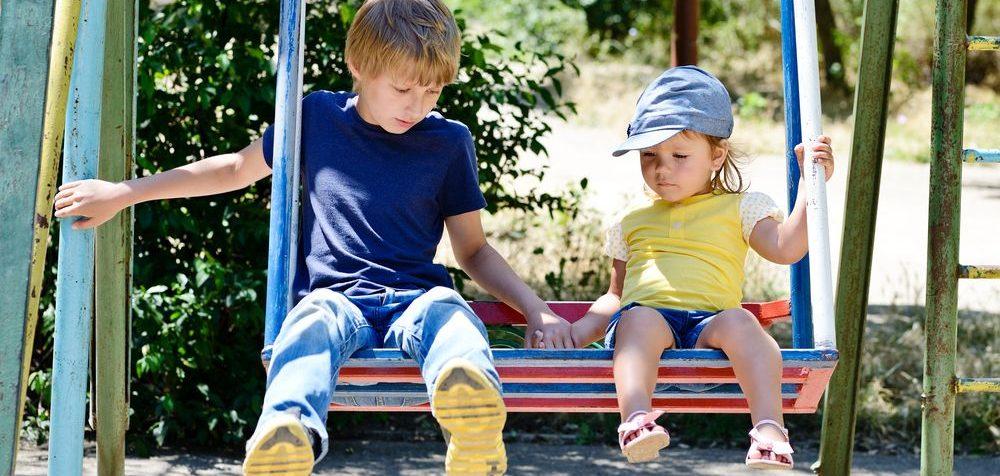 Jak učit dítě laskavosti