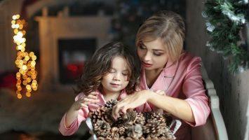 Vánoce s dětmi