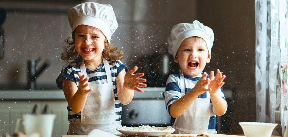 Vaření s dětmi