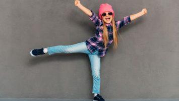 Jak vychovat sebevědomou dívku