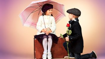 Jak vychovat ze syna gentlemana