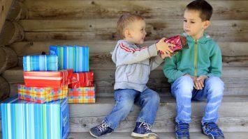 Kolik dárků pro dítě