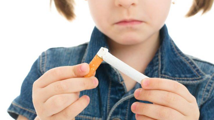 Kouření a děti, cigarety