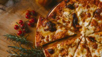 pizzerie vybavení